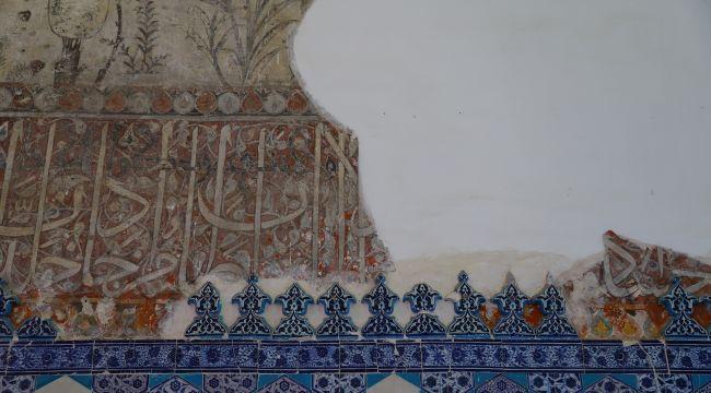 Muradiye Camii, Türk çini sanatının eşsiz örnekleri ile biliniyor