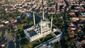 Selimiye'nin görüntüsünü bozan yapılar kaldırılacak