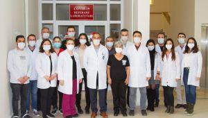 TÜ'de yapılan KOVİD-19 testi sayısı 120 bini aştı