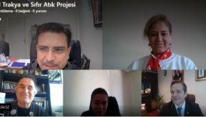 TÜ'den 'Yeşil Trakya ve sıfır atık projesi' semineri