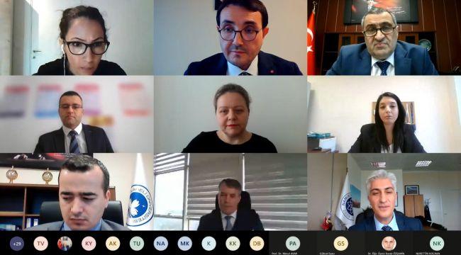 TÜB'ten 18. alt kurul ve alt çalışma grupları toplantısı