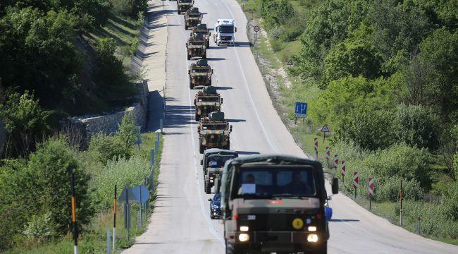 Mehmetçik, NATO Steadfast Defender 2021 Tatbikatı'na katılmak üzere yola çıktı