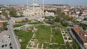 Selimiye Meydanı yenileniyor