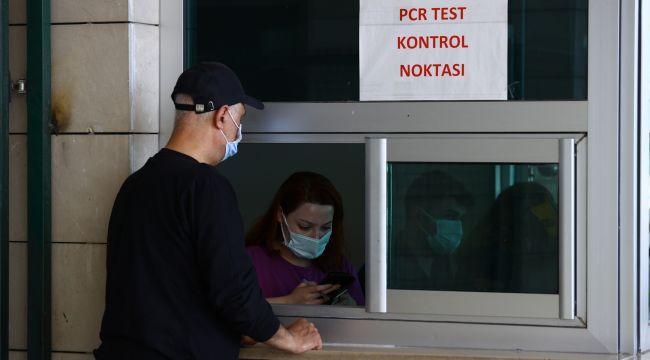 Sınır kapılarında 'PCR testi ibrazı zorunluluğu' uygulaması sürüyor