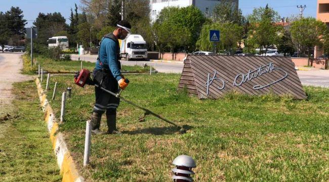 Süloğlu'nda bakım ve onarım çalışması