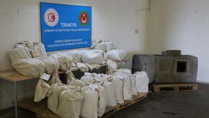 116 kilo 426 gram uyuşturucu ile yakalanan 2 şüpheli tutuklandı