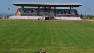 Atatürk ve Ergene Stadı yeni sezona hazır