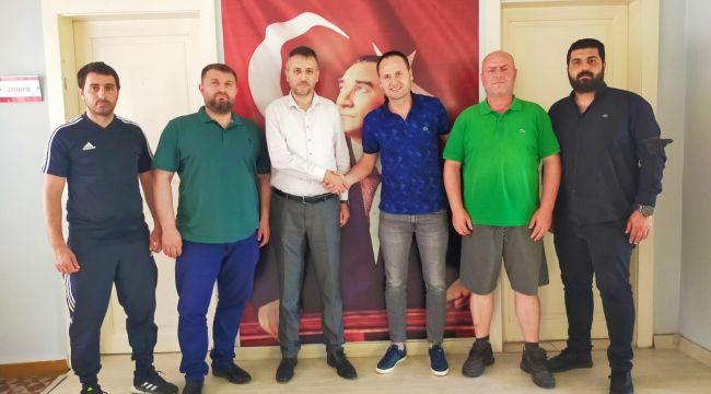 Edirnespor Erçevik'le yola devam dedi