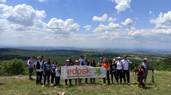 İlk doğa yürüyüşü Balkan köylerine