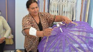 Kadın Meclisi'nden lavanta günlerine özel tasarım