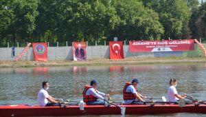 Kürek festivali Edirne'yi merkez yapacak