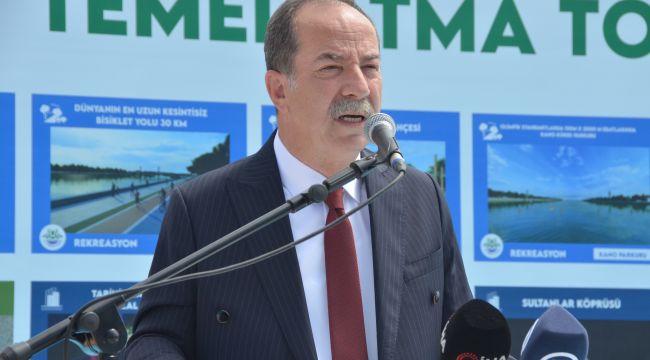 Vali Canalp, Edirne'nin Fahri Hemşerisi olacak