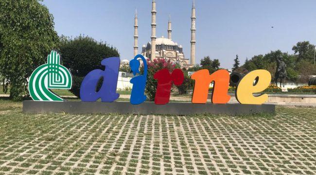 Edirne'nin 'r' si eski yerine takıldı