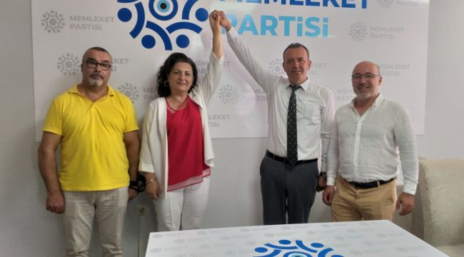 Memleket Partisi Merkez İlçe Beştepe'ye emanet