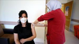 Trakya'da yaklaşık 1 milyon 750 bin doz aşı uygulandı