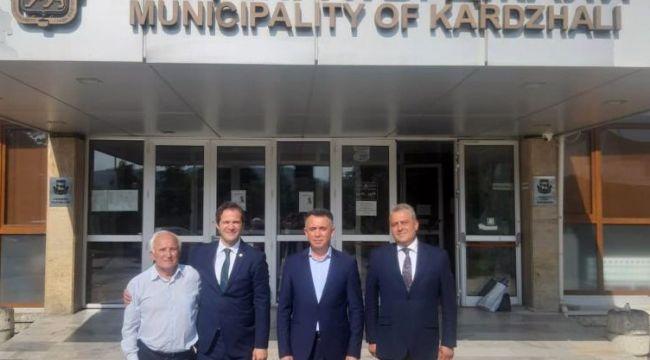 TÜ Kırcaali ve Haskovo'da ilçe belediye temsilcilerine tanıtıldı
