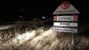 Yunanistan tarafından açıldığı iddia edilen ateş sonucu Türk vatandaşı yaşamını yitirdi