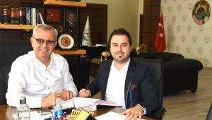 Belediye ve TÜ'den işbirliği protokolü