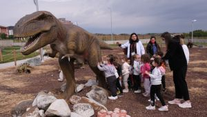 Çocuk müzesi minik misafirlerini ağırlıyor