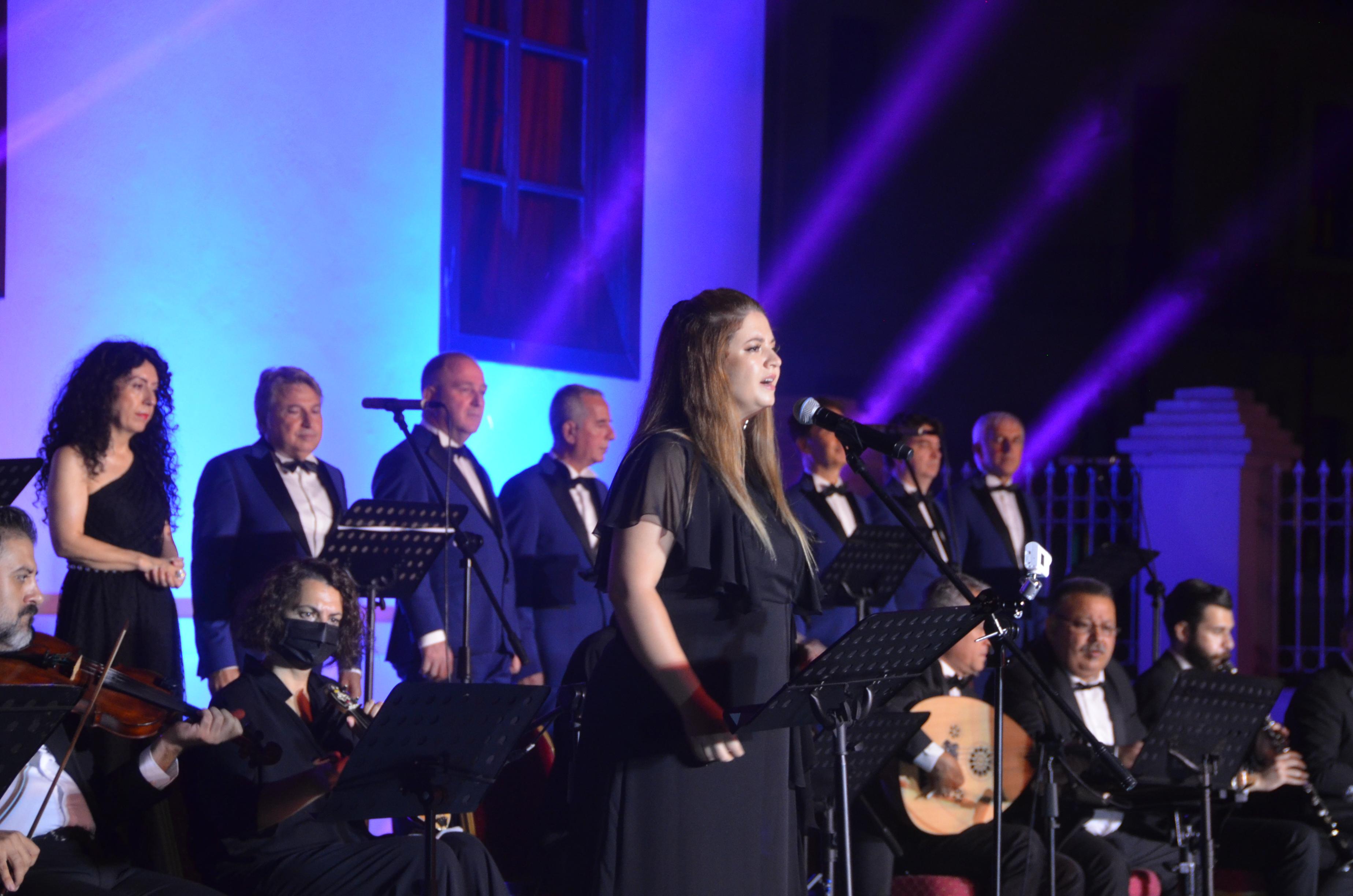 Devlet Türk Müziği sezonu konserle açtı