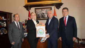 Ege ve Marmara Çevre Belediyeler Birliği Trakya'da Buluştu