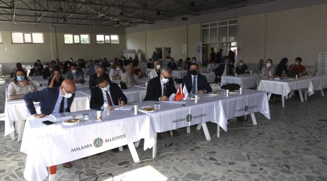 Kadıköy Barajı için proje çalışmaları başlatıldı