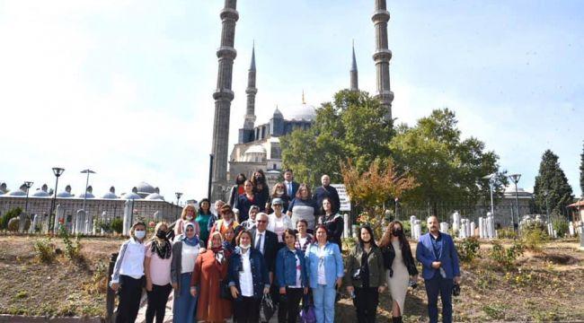 Keşan'da kültür turları başladı