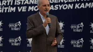 Kurtulmuş, Edirne'de gençlere seslendi