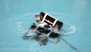 Su altı robotları TEKNOFEST'te finalde yarışacak