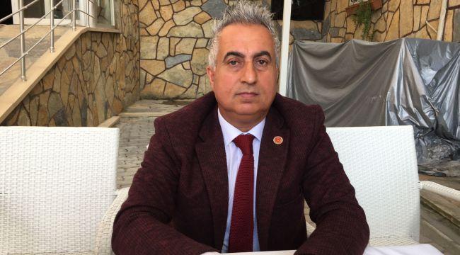 Yaman, dernek başkanlığına talip