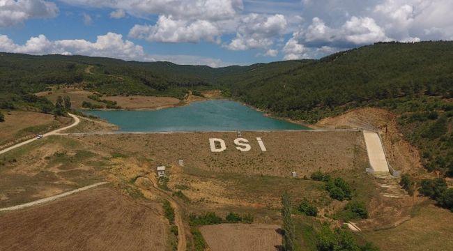 'Baraj ve gölet projeleri para bekliyor'