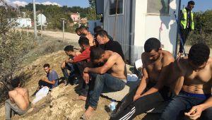 Darbedilen göçmenlere Edirne'de tedavi