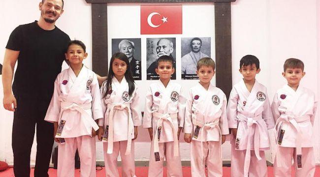 Edirne'de uzak doğu sporlarına ilgi artıyor