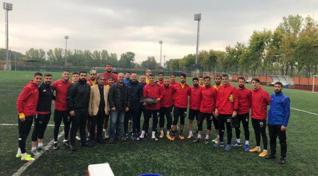 Edirnespor'a tatlı dopingi