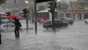 Trakya'ya sağanak yağış uyarısı