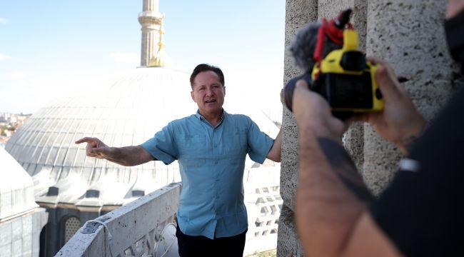 Yahudiler, Selimiye Camii'nden tanıtılacak